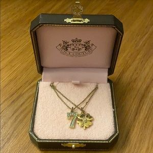 Juicy Couture Lucky 7 necklace